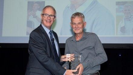 OATA hands out Lifetime Achievement Award