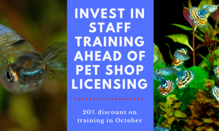 20% discount on OATA training in October