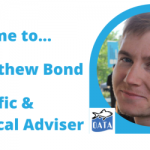 OATA welcomes new Scientific & Technical Adviser to the team